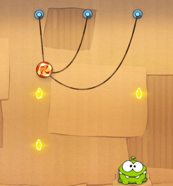 Cut The Rope HTML5 game for kids