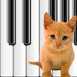Windows 8 Cat Piano app for kids