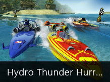 Hydro Thunder Hurricane game