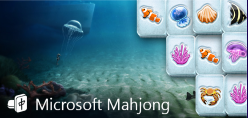 Microsoft Mahjong Windows 8 game app