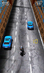 AE 3D Motor game on Nokia Lumia Windows Phone 8
