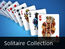 Windows 8 Solitaire Game