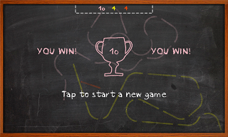 Windows Phone 8 Achtung game screenshot