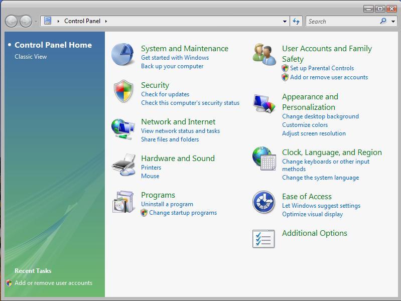 How to install iis7 on windows vista beta 2.