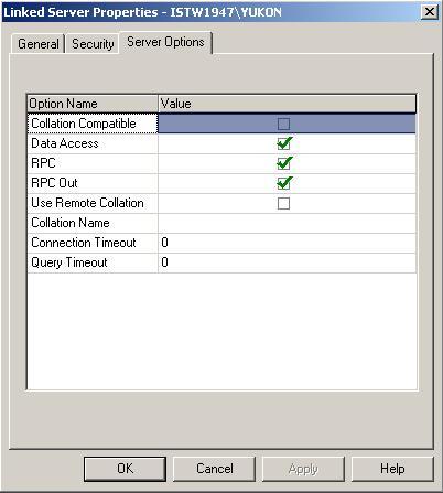 Linked-Server-Properties