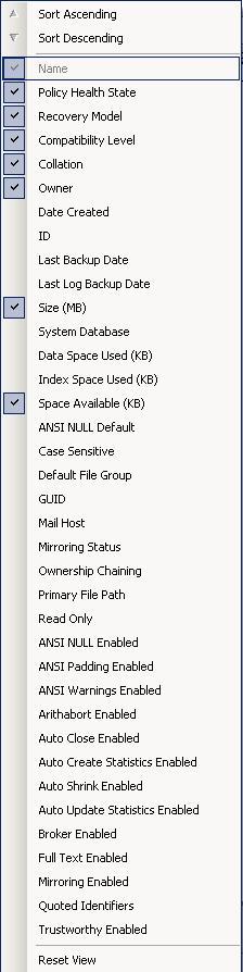 how to open sql server object explorer