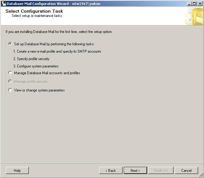 configuration-task