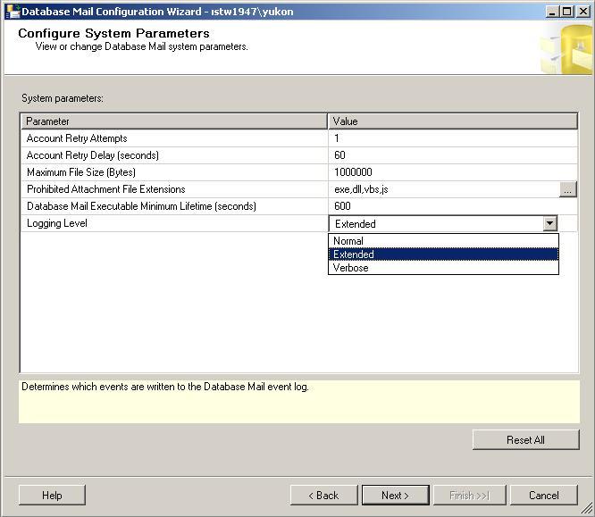 configure-system-parameters