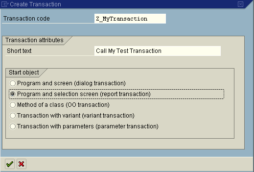 sap-create-abap-transaction-for-program-and-selection-screen