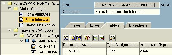 sap-smartforms-global-settings-form-interface-tables-variable-declaration