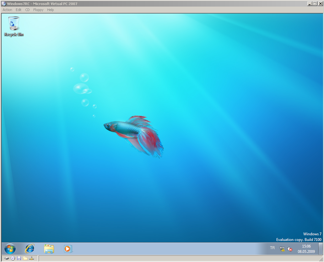 Eli_hsb: Cara menginstal windows XP dan Windows 7