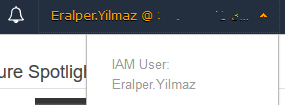 AWS Identity and Access IAM user