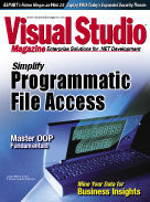 Visual Studio Magazine January 2007