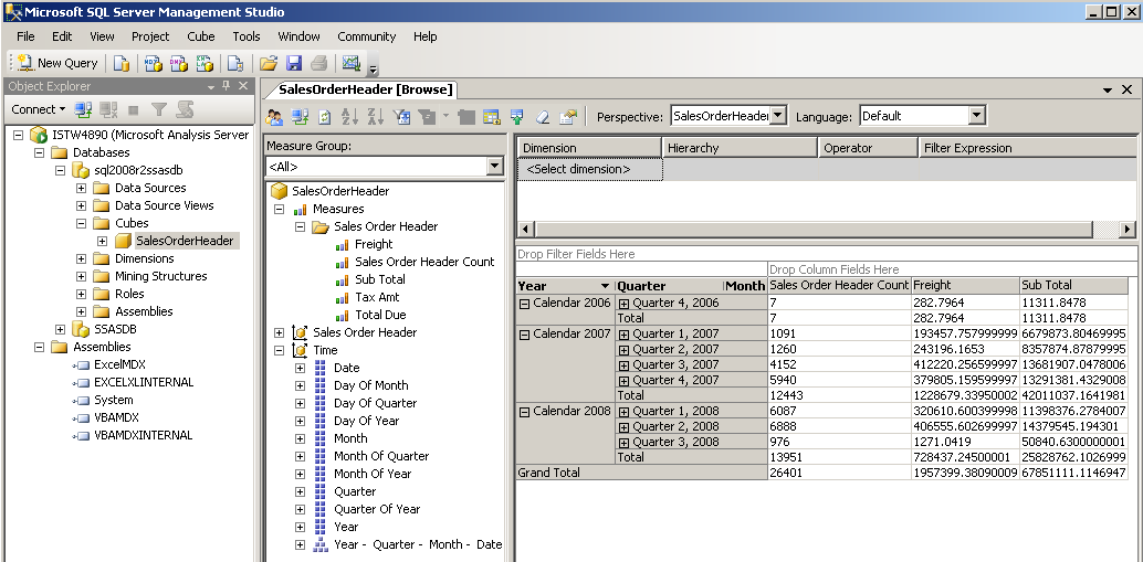 browse-cube-data-in-sql-server-management-studio-ssms