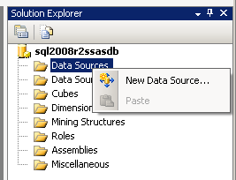 create-data-source-for-olap-cube