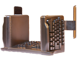3-D SafeType ergonomic keyboard