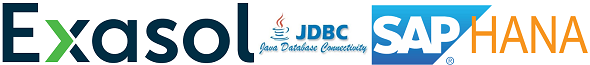 Exasol database connection to SAP HANA using JDBC driver