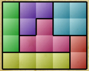 Block Puzzle 2 solution for level 25