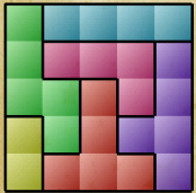 sliding for Block Puzzle game solution