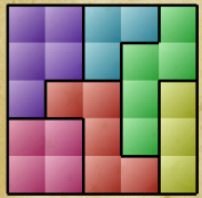 Block Puzzle game solutions 8