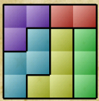 Block Puzzle Tangram game for kids