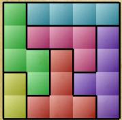 IPhone Block Puzzle game