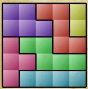 solving Block Puzzle level 11