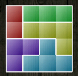 Block Puzzle game level 1