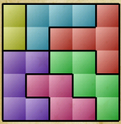 Tangram solutions for level 26