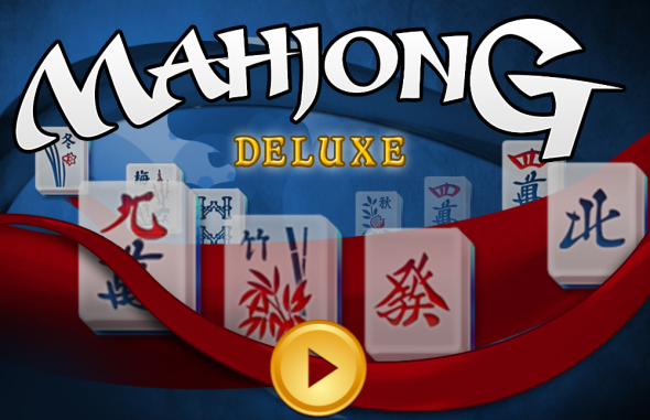 Mahjong Deluxe game as Windows 8 app