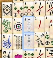 Mahjong Titans tips and trick press H for matching pair