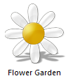 Windows games Minesweeper flower garden in Windows7
