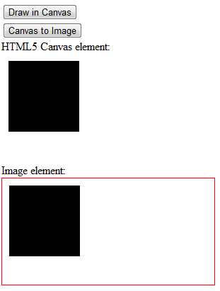 how to image id get canvas image