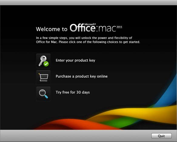 how to get office free on mac