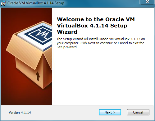 Oracle VirtualBox Download for Windows 7