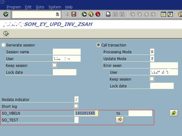 run ABAP batch program in background