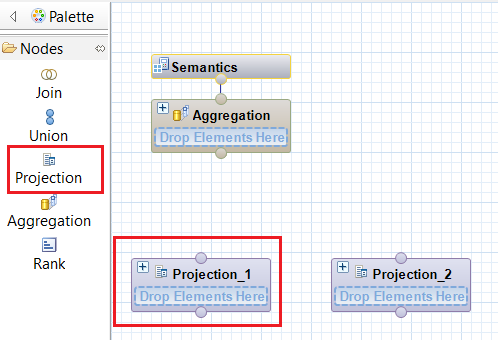 SAP HANA View Editor
