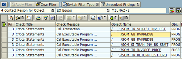 Call Executable Program using Submit statement in ABAP