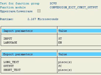 ABAP function module abap/conversion_exit_cunit_output
