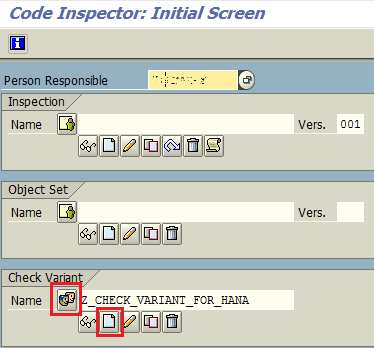 create global and transportable check variant for ABAP Code Inspector