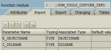 DDLNAME data element causing ATC check package violation errors