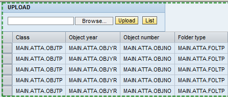 SAP web dynpro table element to display attachment files