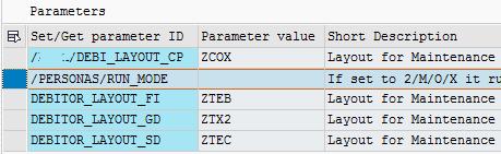 ABAP function module to set SAP user parameter value