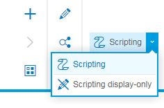 Launch SAP Screen Personas Scripting Editor