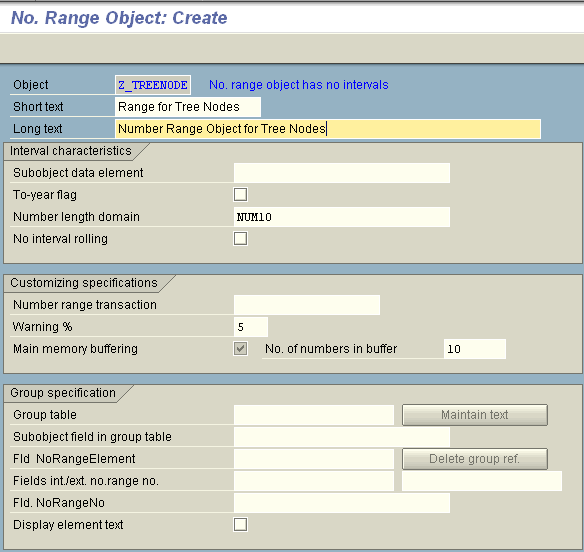 sap-transaction-code-snro-create-number-range-for-auto-number