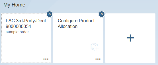 personalize SAP Fiori Launchpad