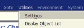 Pretty Printer in SAP GUI menu