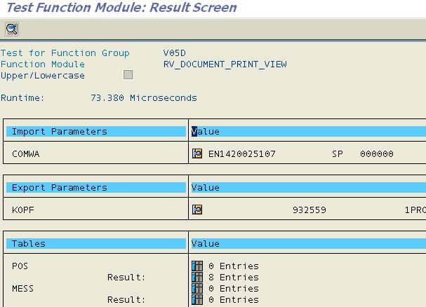 test-abap-function-module
