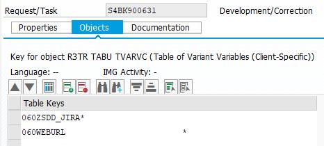 transport ABAP table contents using SAP Transport Management System STMS