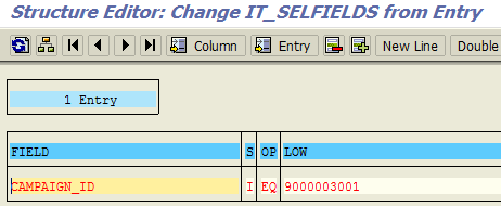 ABAP function module to update SAP table data